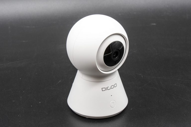 Digoo DG-K2 WiFi-s kamera teszt 7
