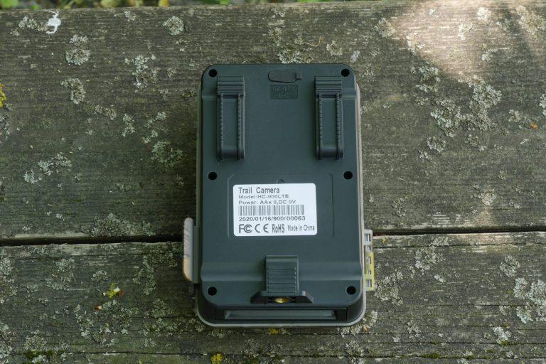 Suntek HC-700G és HC-900LTE vadkamerák tesztje 16