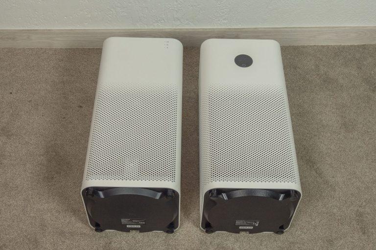 Xiaomi Air Purifer 2H és 3H légtisztítók összehasonlító tesztje 6