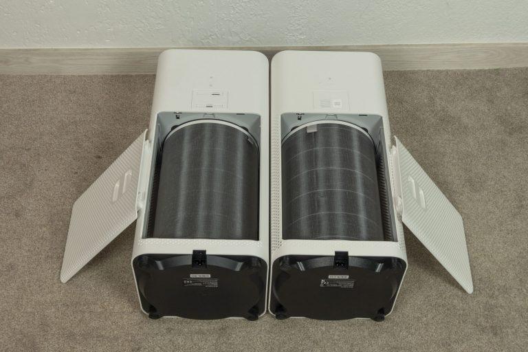 Xiaomi Air Purifer 2H és 3H légtisztítók összehasonlító tesztje 8