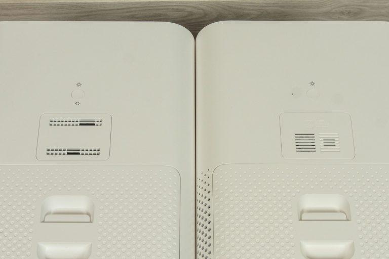 Xiaomi Air Purifer 2H és 3H légtisztítók összehasonlító tesztje 15