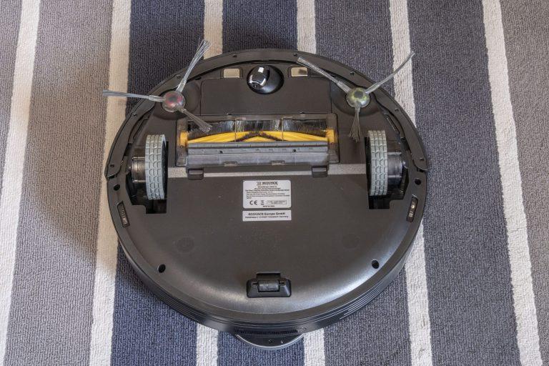 Ecovacs Deebot 901 robotporszívó teszt 9