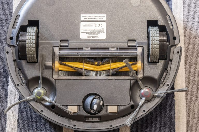 Ecovacs Deebot 901 robotporszívó teszt 10