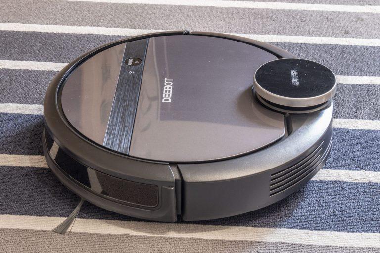Ecovacs Deebot 901 robotporszívó teszt 13