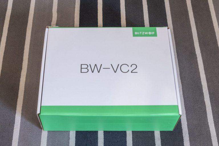 Blitzwolf BW-VC2 robotporszívó teszt 2