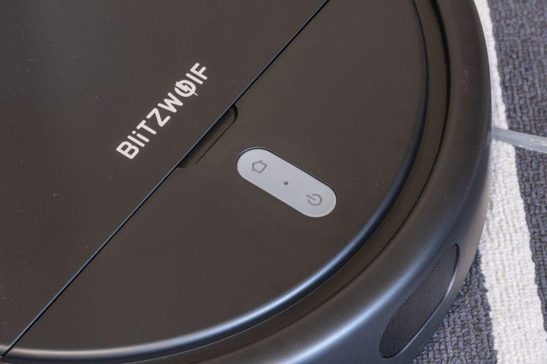 Blitzwolf BW-VC2 robotporszívó teszt 7