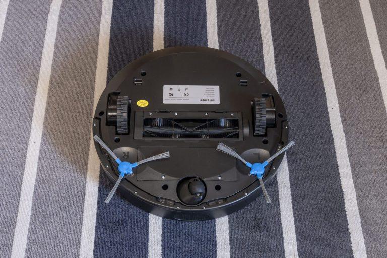Blitzwolf BW-VC2 robotporszívó teszt 6