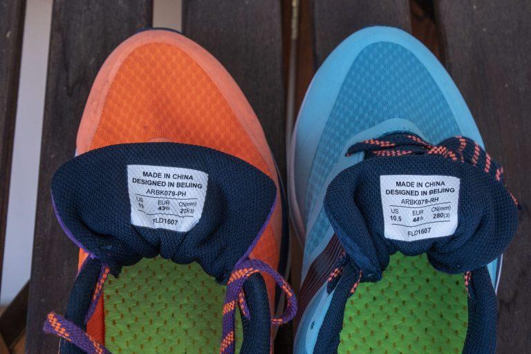 Hogyan válasszatok kínai cipőméretet? 5
