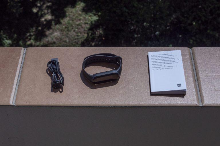 Xiaomi Mi Band 5 aktivitásmérő teszt 3
