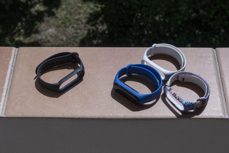 Xiaomi Mi Band 5 aktivitásmérő teszt 7