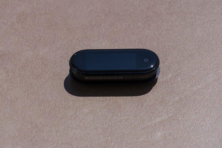 Xiaomi Mi Band 5 aktivitásmérő teszt 9