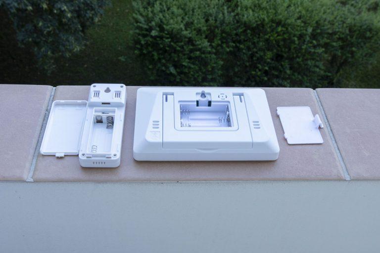 Digoo DG-TH8380 időjárás állomás teszt 6