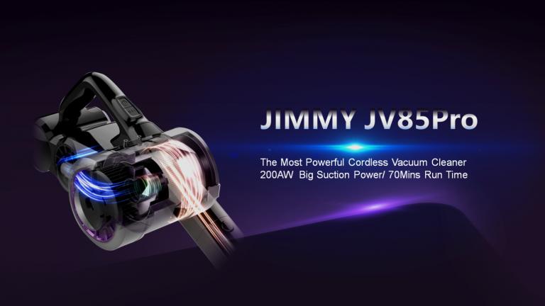 Xiaomi Jimmy JV85 Pro, ami még meg sem jelent 3