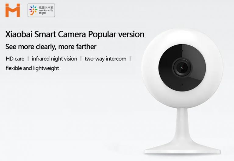 Fillérekért lehet beltéri Xiaomi kamerákat venni 8