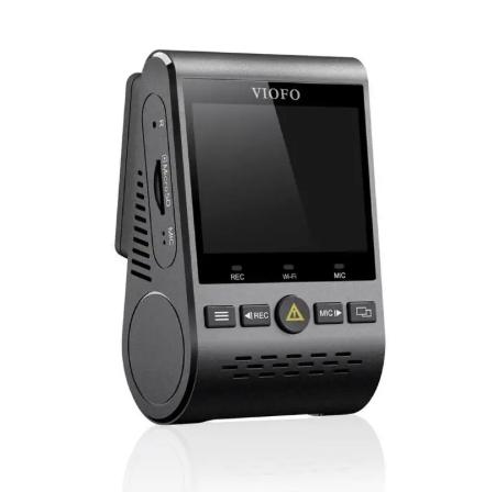 Viofo A129 autóskamera akcióban 4