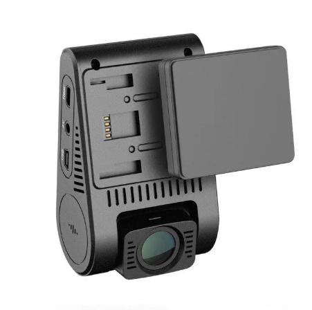 Viofo A129 autóskamera akcióban 7