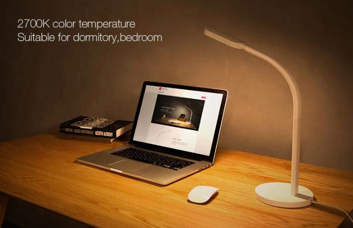 Xiaomi asztali lámpa meggyőző kedvezménnyel 3