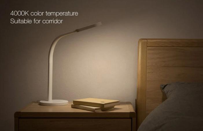 Xiaomi asztali lámpa meggyőző kedvezménnyel 4