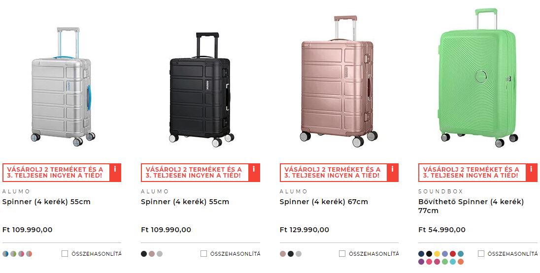Prémium minőségű bőröndvásár a Banggoodon 2