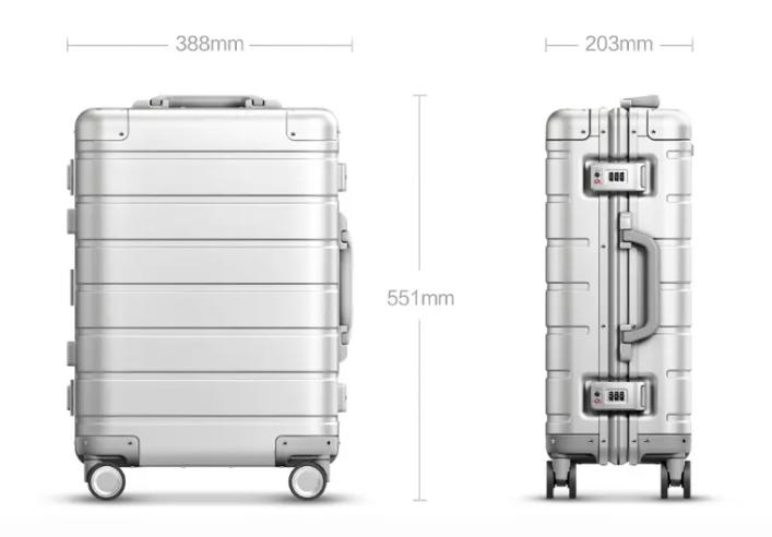 Prémium minőségű bőröndvásár a Banggoodon 5