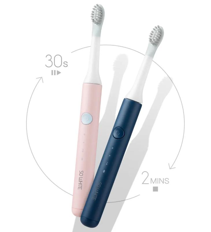 Végre megint olcsó a Soocas EX3 fogkefe 4
