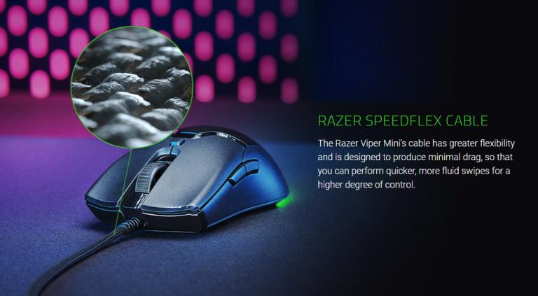 Razer Viper Mini egér még mindig az itthoni ár töredékéért 5