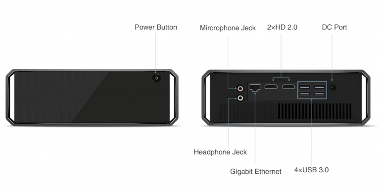 Alacsony fogyasztású mini PC a Chuwitól 3