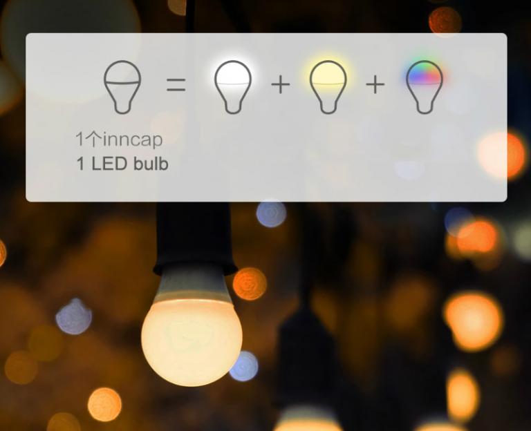 Új, olcsó okosvillanykörtét dobott piacra a Xiaomi 3