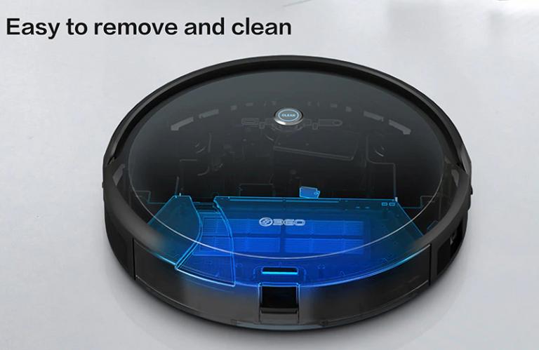 Előrendelhető a 360 C50 robotporszívó 5