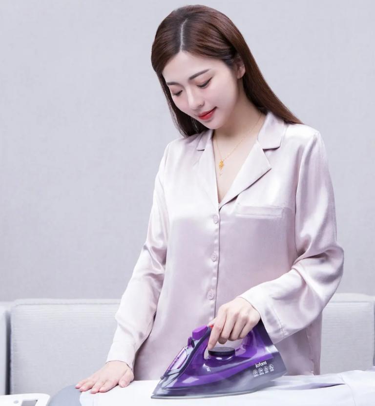 Vezeték nélküli vasaló a Xiaomitól 8