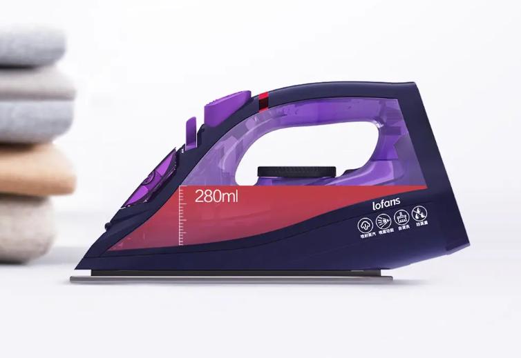 Vezeték nélküli vasaló a Xiaomitól 5