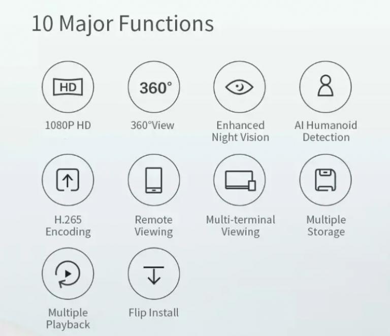 Most még nagyon olcsón kapható biztonsági kamera 10