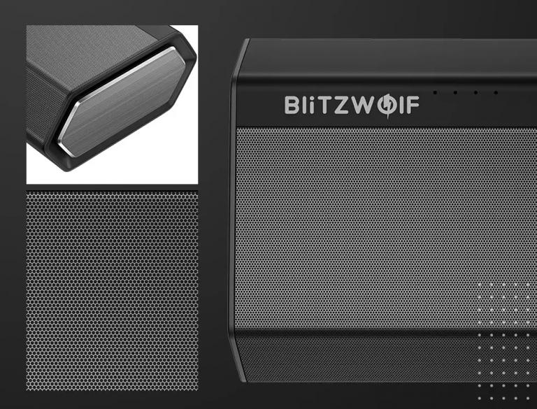 Újból kapható olcsón a BlitzWolf BW-AS2 bluetooth hangszóró 6