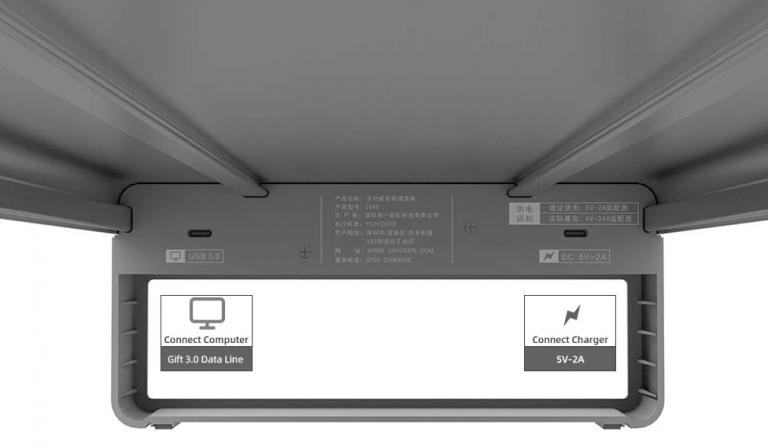 Minőségi alumínium monitorállvány a Vaydeer-től 5