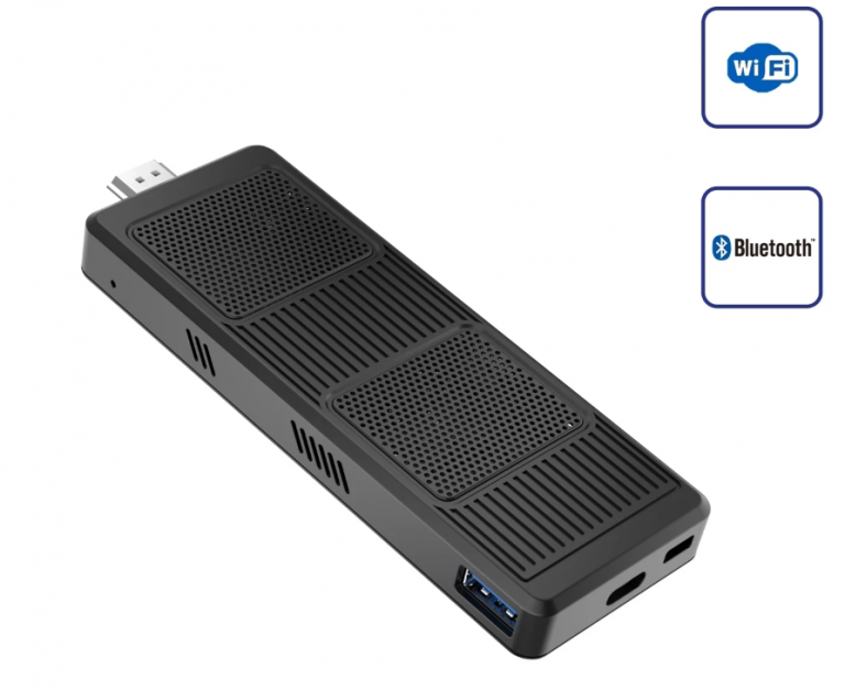 Minisforum mini PC, TV box áron 4