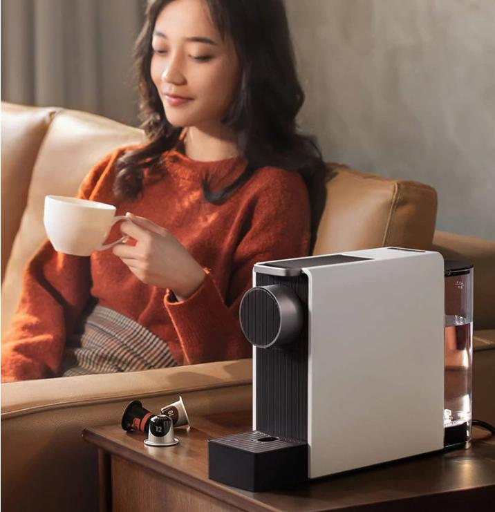 Xiaomi Scishare kapszulás kávégép harmadáron 7