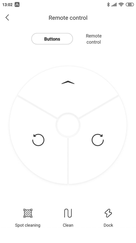 Xiaomi Roborock S6 Pure robotporszívó teszt 19