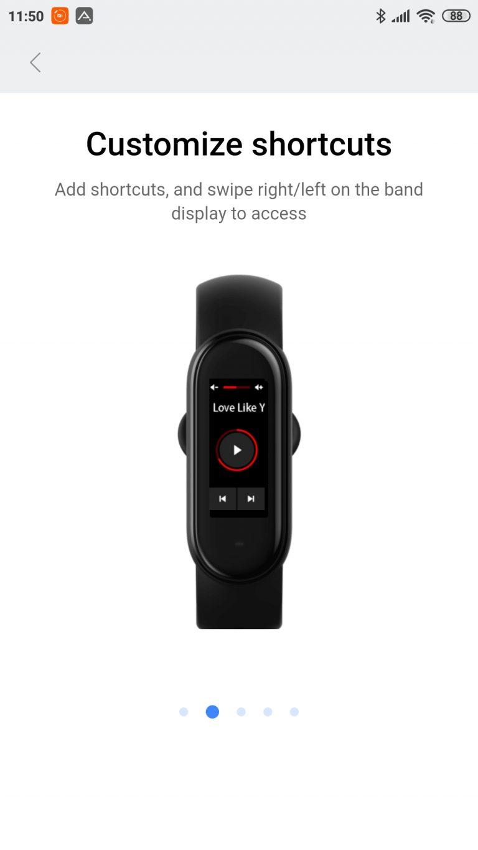 Xiaomi Mi Band 5 aktivitásmérő teszt 19