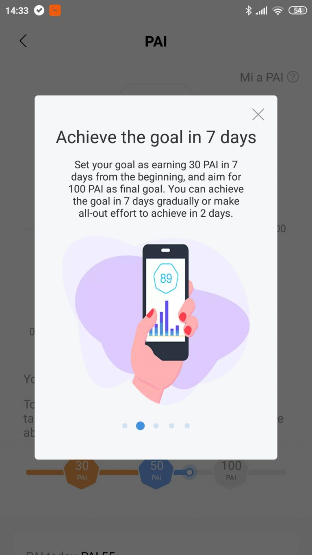 Xiaomi Mi Band 5 aktivitásmérő teszt 23