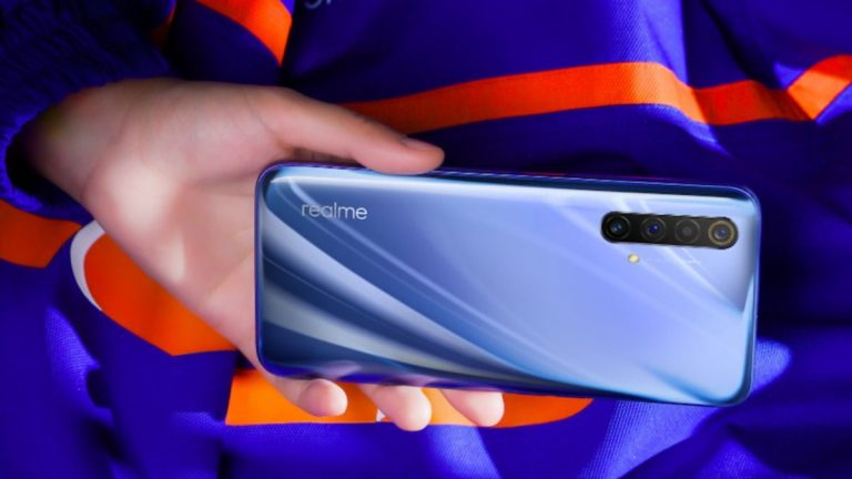 Realme X3 okostelefon 6