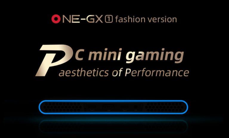 One Netbook OneGx1: izmos gamer gép a Geekbuyingtól 11