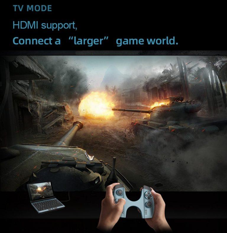 One Netbook OneGx1: izmos gamer gép a Geekbuyingtól 6
