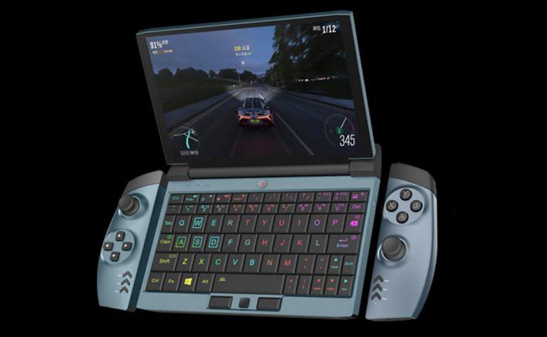 One Netbook OneGx1: izmos gamer gép a Geekbuyingtól 2