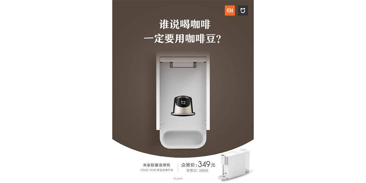 Újabb Xiaomi kávéfőző érkezik a piacra 2