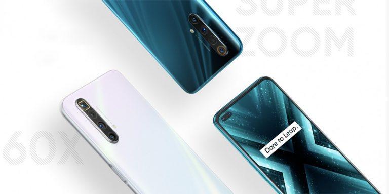 Realme X3 okostelefon 5