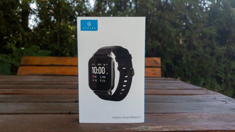 Xiaomi Haylou LS02 okosóra teszt 2