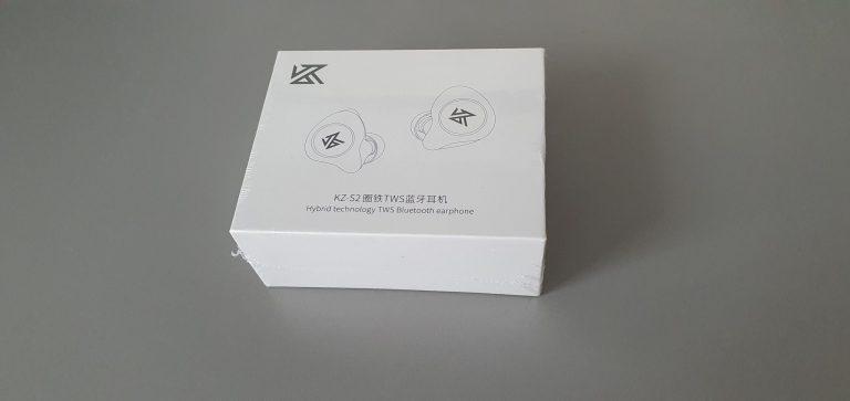 KZ S2 TWS fülhallgató teszt 2