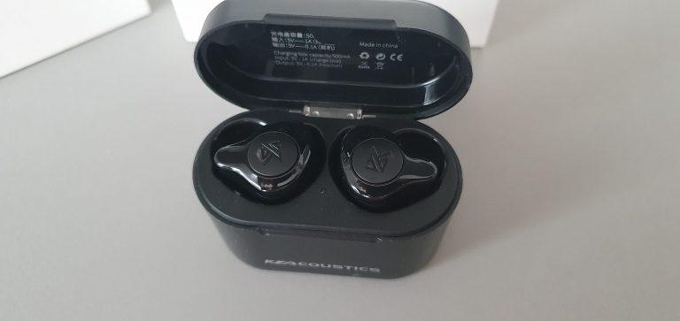 KZ S2 TWS fülhallgató teszt 9