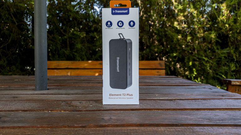 Tronsmart T2 Plus Bluetooth hangszóró teszt 2