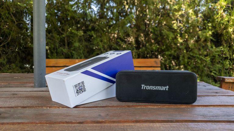 Tronsmart T2 Plus Bluetooth hangszóró teszt 4